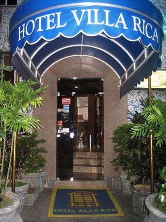 Hotel Villa Rica Rio de Janeiro
