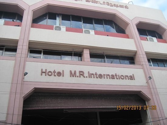 Hotel M R International