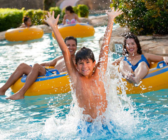 Kissimmee, FL:                   Make a splash! Our days are sunny and warm!
