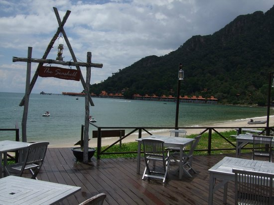 Mutiara Burau Bay Beach Resort:                   Seashell