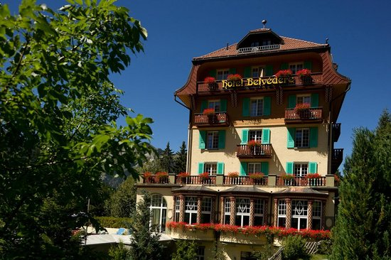 Photo of Hotel Belvedere Wengen