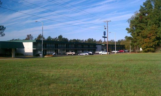 Battleboro, NC: View of Motel