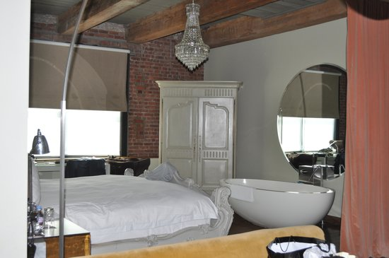 Soho House New York: Bedroom