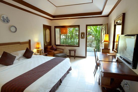 swimming pool day view picture of rama candidasa resort spa candidasa tripadvisor. Black Bedroom Furniture Sets. Home Design Ideas
