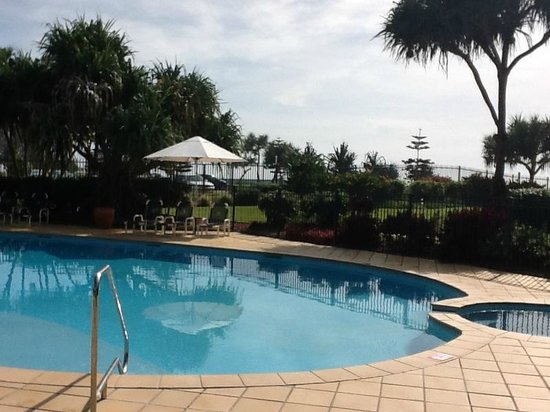 Tugun, Australien: Pool & Spa Area