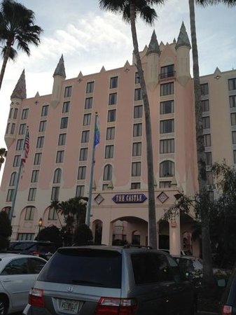Holiday Inn Resort Orlando - The Castle: the front view