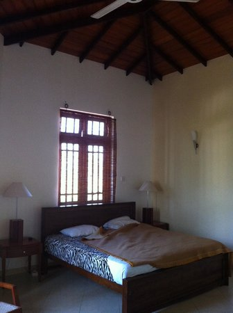 The Hills Lodge:                   Spacious rooms (non AC room)
