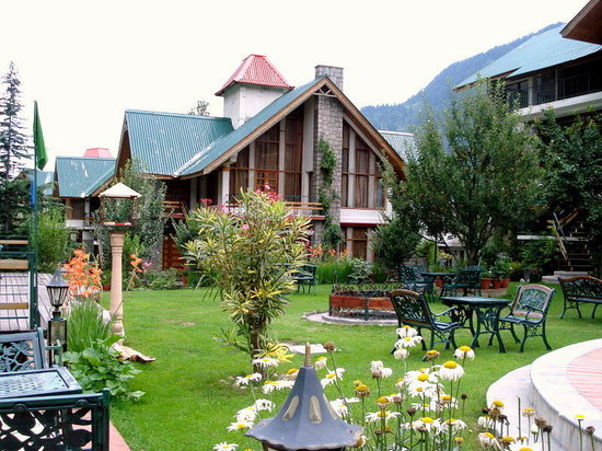 HighlandPark Manali