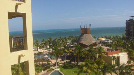 Villa del Palmar Cancun Beach Resort & Spa:                                     View from room 1508
