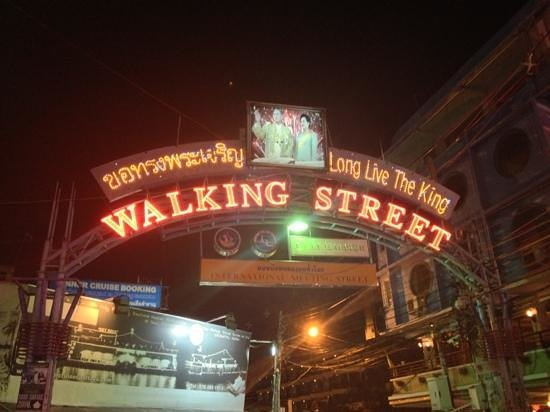 Photos of Walking Street Pattaya, Pattaya