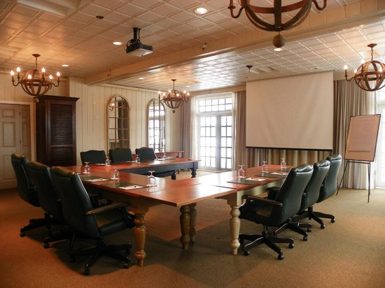 North Hatley, Canada: Conference room