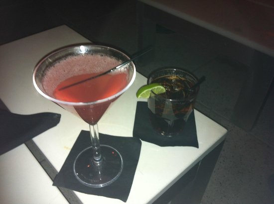 Gansevoort Meatpacking NYC :                   Drinks