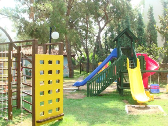Rixos Premium Tekirova:                   Children's area is quite nice but a bit damp and thus full of mosquitoes in th