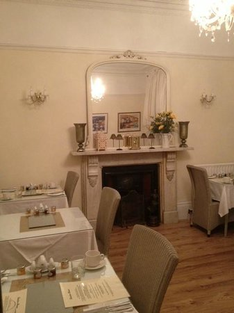Linden House:                   Breakfast Room