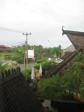 favehotel Umalas: view from our room