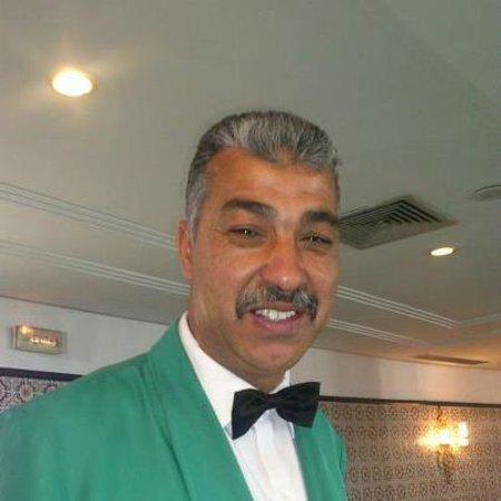Marhaba Royal Salem: best waiter in hotel  by far