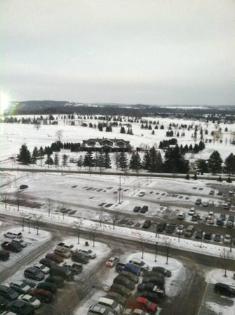Grand Traverse Resort and Spa:                                     View from Room