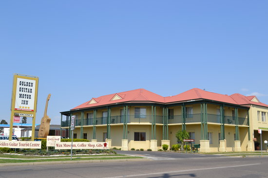 Photo of Golden Guitar Motor Inn Tamworth