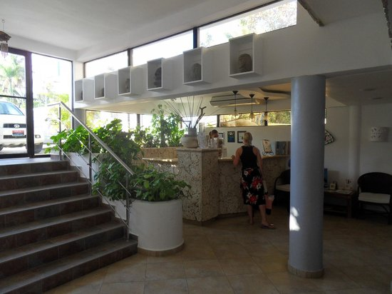Hotel Villa Taina:                   Lobby