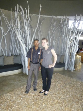 Naankuse Lodge and Wildlife Sanctuary:                   Wonderful staff
