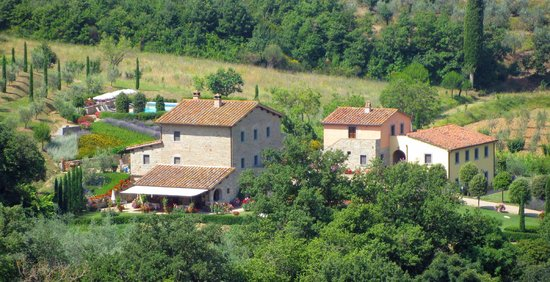 Casa Portagioia: Cas Portagioia, Tuscany Bed and Breakfast.