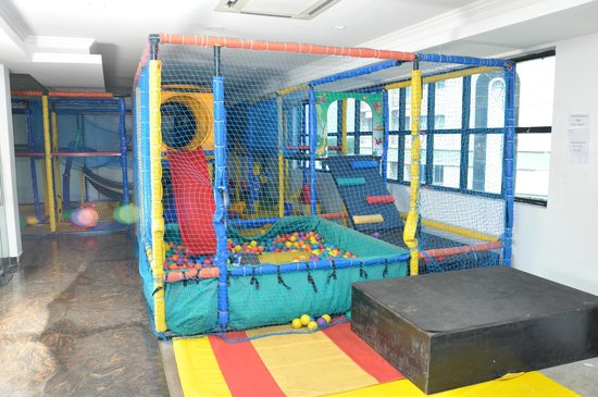 PL.A. Residency: Play Area