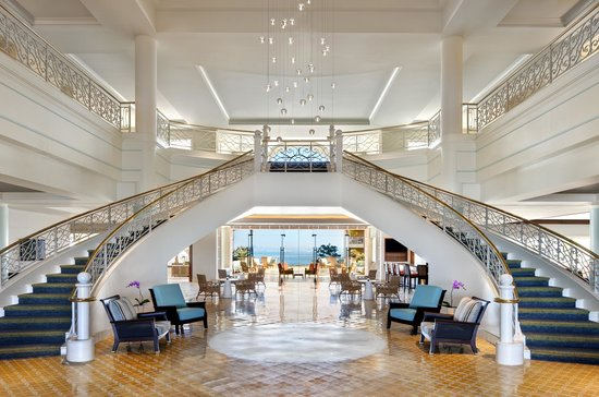 ‪‪Loews Coronado Bay Resort‬: Lobby‬