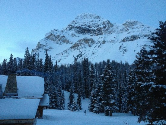 Skoki Lodge:                   skoki sunrise