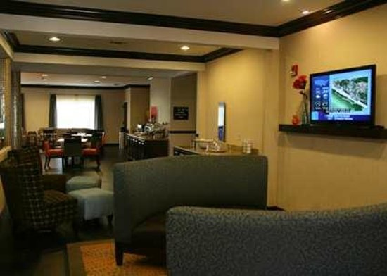 Hampton Inn Weatherford : Lobby