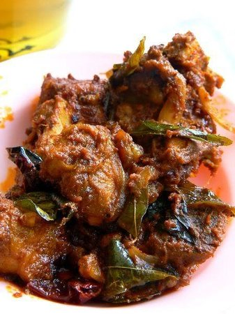 Ushas-Banana Leaf Curries