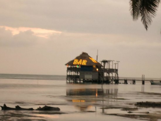 Grand Caribe Belize Resort and Condominiums:                   The Bar