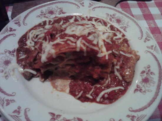 Kanata, Canada:                                     lasagna