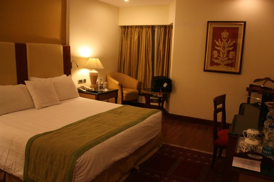 ITC,:                   Our room