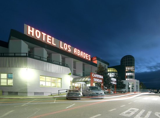 Hotel Abades Loja