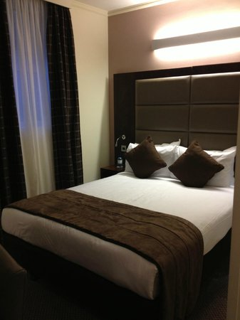 Mercure London Paddington Hotel:                   Comfy Bed