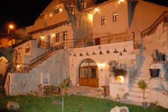 Anatolian Cave Hotel