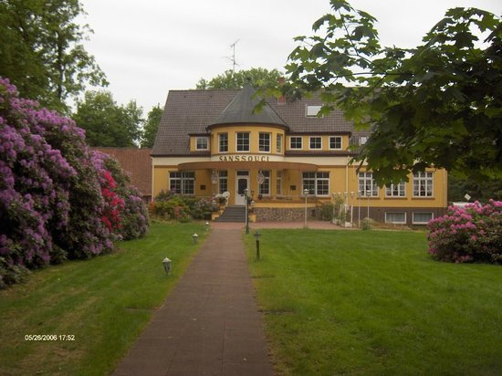 Photo of Hotel Cafe Restaurant Sanssouci Walsrode