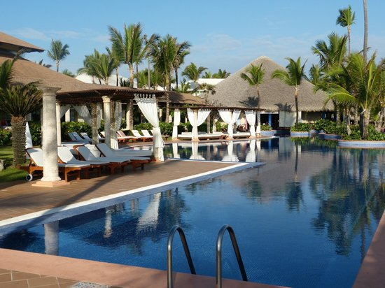 Excellence Punta Cana:                   love this pool!