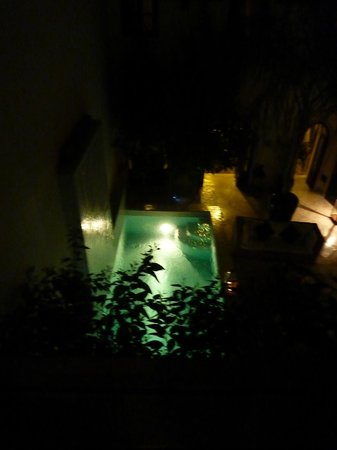 Riad Kheirredine:                   From our window
