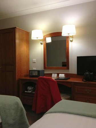 Ashling Hotel: Room