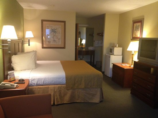 Village Inn of Destin: Newly renovated King Room