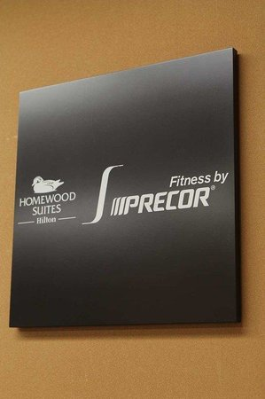 Rogers, AR: Precor Fitness Center