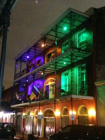 Photo of St. Philip French Quarter Apts. New Orleans