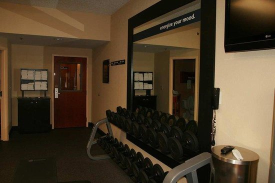 Hampton Inn Albuquerque - University / Midtown: Fitness Center