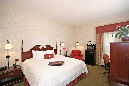 Hampton Inn Marion: King Bed