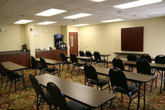 Hampton Inn Medina: Meeting Room
