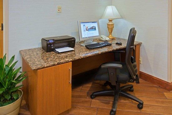 Hampton Inn Chattanooga Hixson: Business Center
