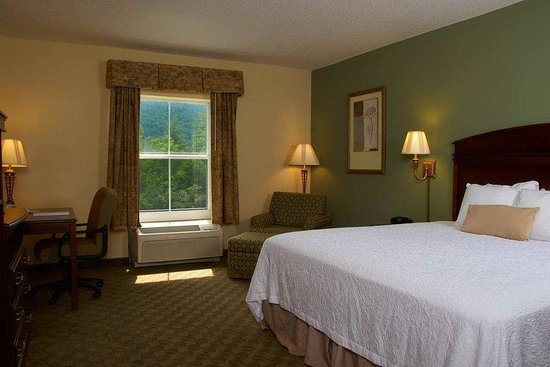 Hampton Inn & Suites Cashiers-Sapphire Valley: King Room with Mtn View