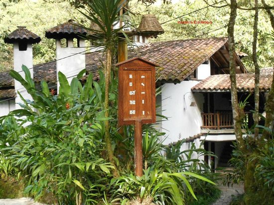 Inkaterra Machu Picchu Pueblo Hotel: Our room in the grounds of the Inkaterra Resort