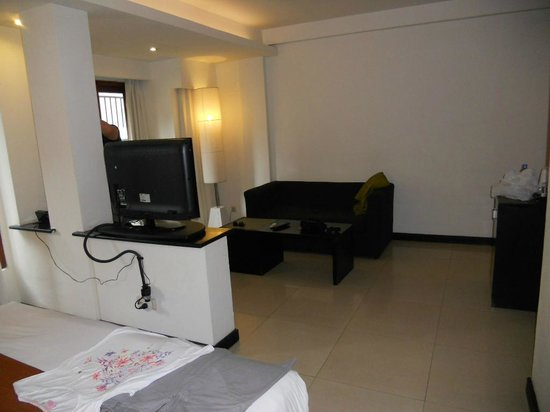 Casa Padma Hotel &amp; Suites:                   Superior Suite